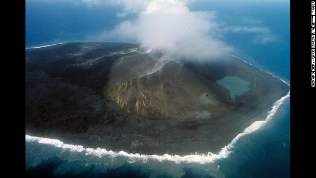 جزیره سرتسی ، ایسلند از جاهای بسیار عجیب دنیا