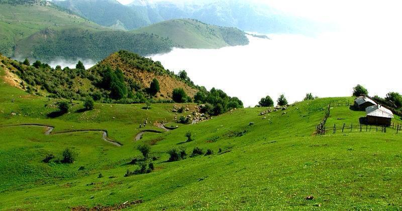زیباترین شهر ایران برای مسافرت