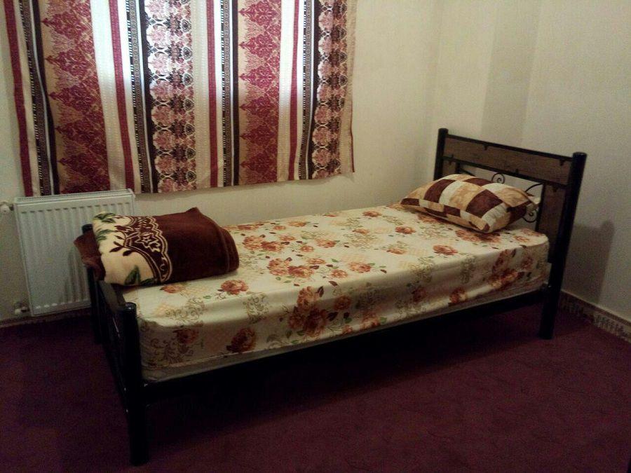 نمای اتاق خواب سوئیت
