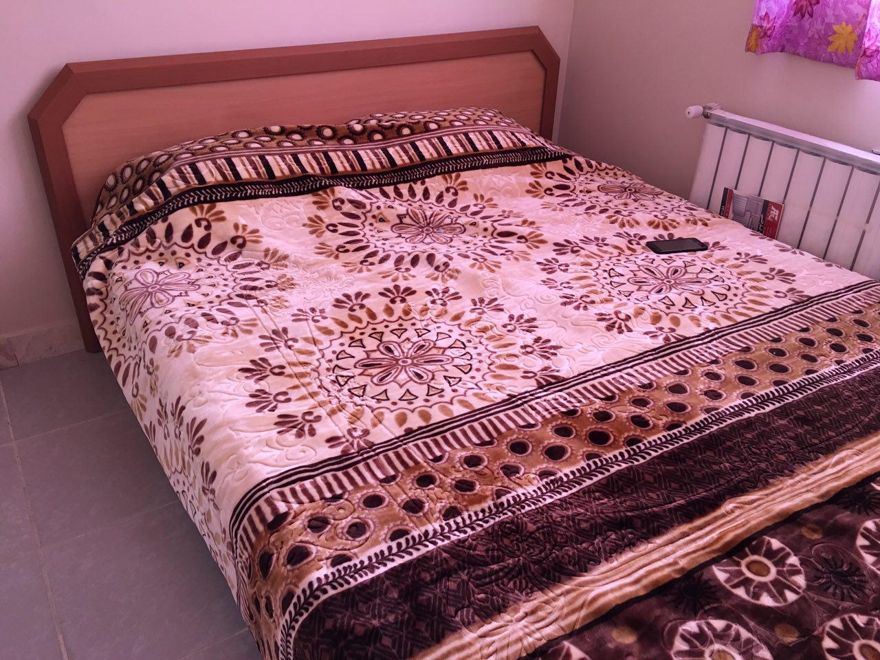 نمای اتاق خواب سوئیت ها