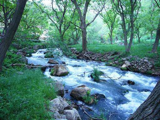 روستای شالان در استان کرمانشاه