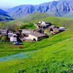 زیباترین روستاهای اردبیل