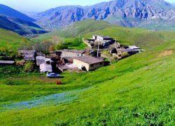 """زیبا ترین روستا در اردبیل را بشناسید : """"خان کندی"""""""