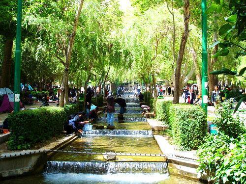 محلات؛ یکی از شهرهای دیدنی ایران