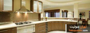 اجاره آپارتمان مبله ۱۳۵ متری در ستارخان تهران