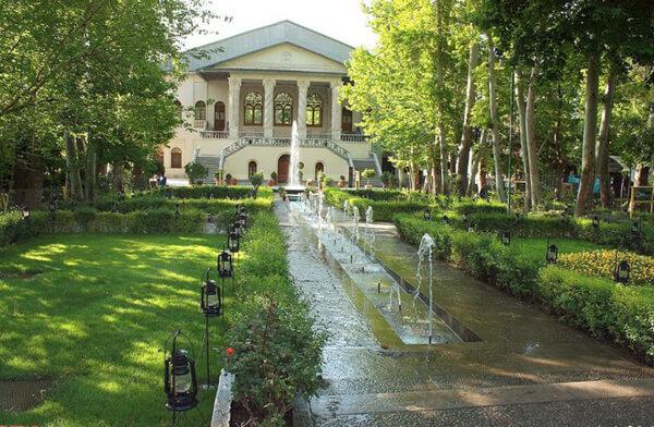 کاخ فردوس