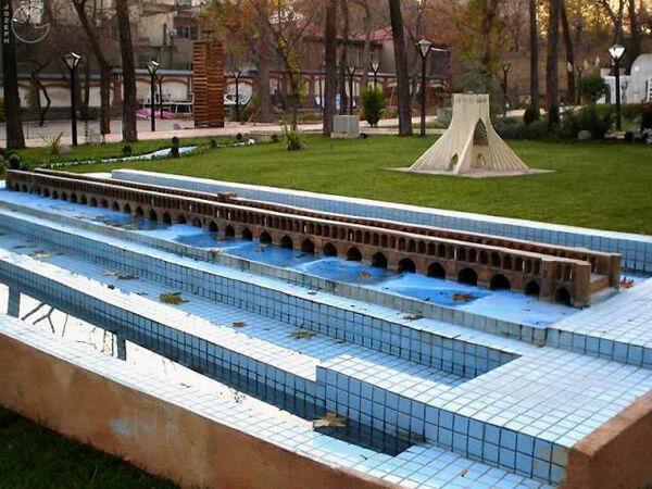 بوستان مینیاتور؛ از مراکز تفریحی کودکان در تهران