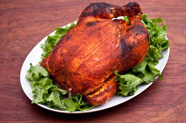 مرغ سوخاری فرحزاد