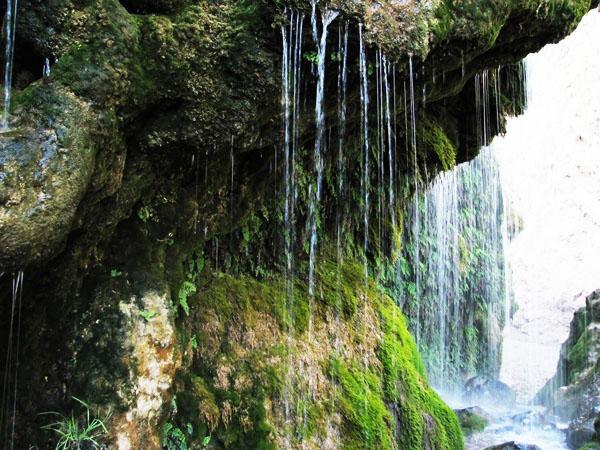 آبشار آسیاب خرابه