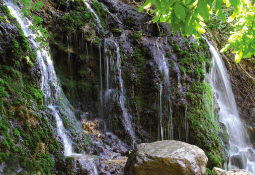 آبشار اخملد