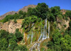 زیباترین آبشارهای ایران را بشناسید + تصاویر (قسمت ۳)