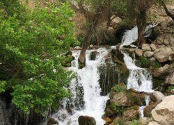 زیباترین آبشارهای ایران را بشناسید + تصاویر (قسمت ۶)