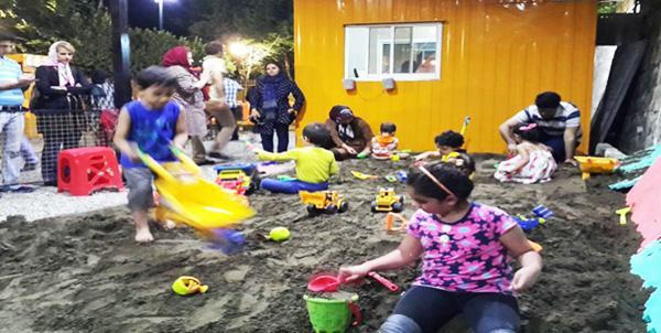 پارک بیلینو ایده ای فوق العاده برای تفریحات آخر هفته تهران