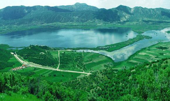 دریاچه زریوار – کردستان