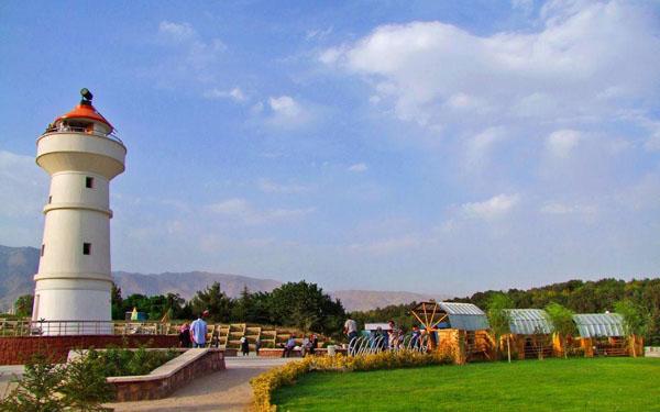 پارک آب و آتش؛ از مکان های تفریحی تهران برای جوانان