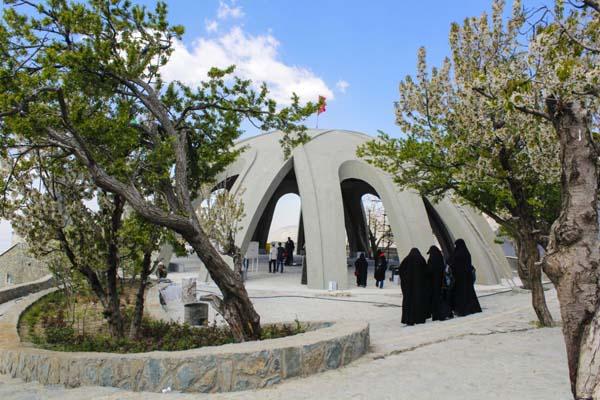 مسیر کلکچال از پارک جمشیدیه