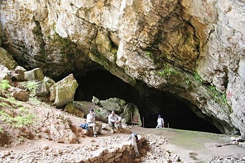 غار بورنیک (2)