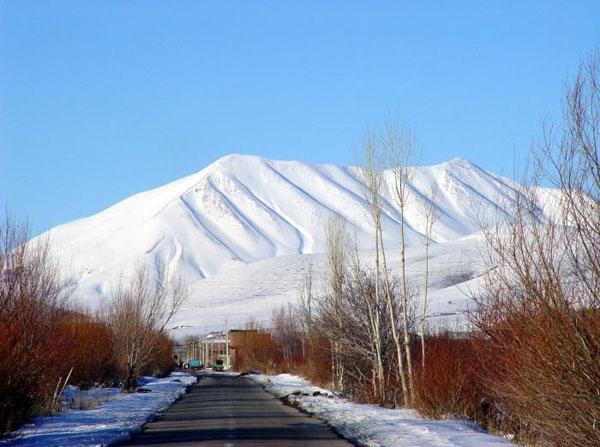 عکس زیباترین کوه های ایران