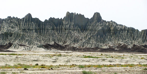 کوه مریخی چابهار (1)