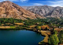 با دریاچه اوان در شمال قزوین آشنا شوید + عکس