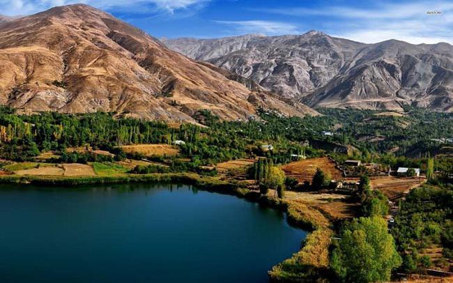 دریاچه اوان (2)