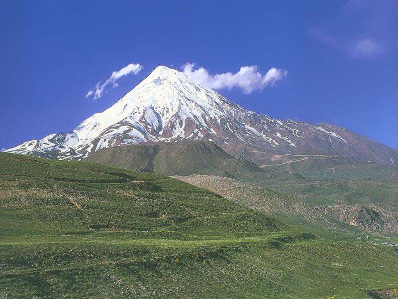 عکس کوه دماوند