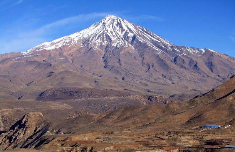 تصویر کوه دماوند