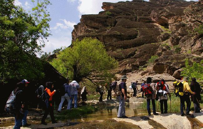 پارک جنگلی مخمل کوه خرم آباد