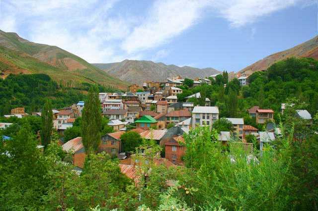بهترین مکان ها برای روستاگردی در کشورمان + تصاویر (قسمت ۱)
