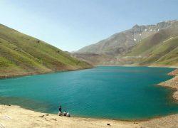 دریاچه تار و هویر در دل کوه دماوند+افسانه و بهترین مسیر+عکس