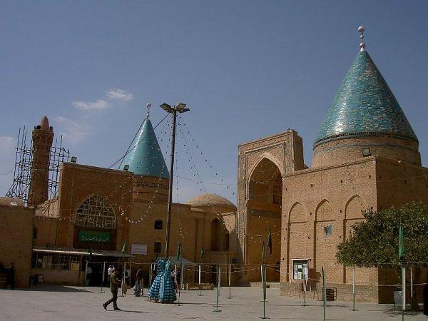 مسجد جامع شاهرود از دیدنی های شهر شاهرود