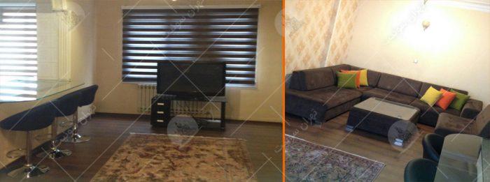 اجاره آپارتمان مبله در تهران – سعادت آباد