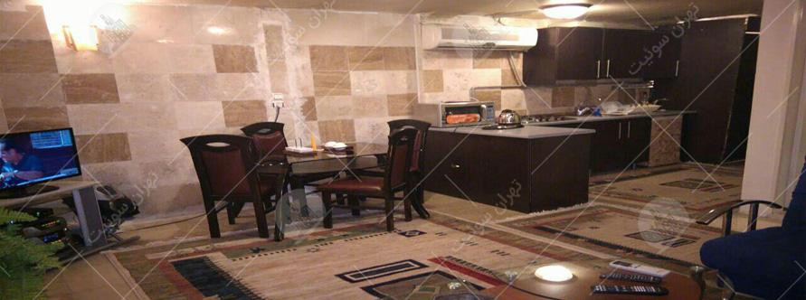 اجاره آپارتمان مبله در تهران – پارک وی