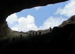 با غار پنهان رودافشان آشنا شوید + تصاویر