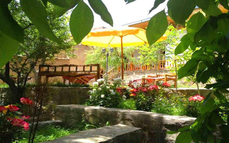 هتل خانه گل - تصاویر شهمیرزاد سمنان