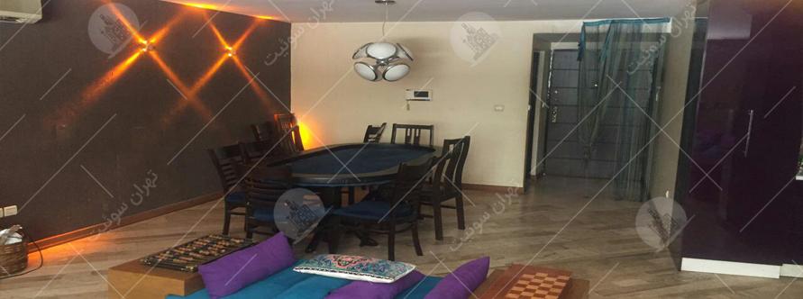 اجاره آپارتمان مبله تهران – شریعتی