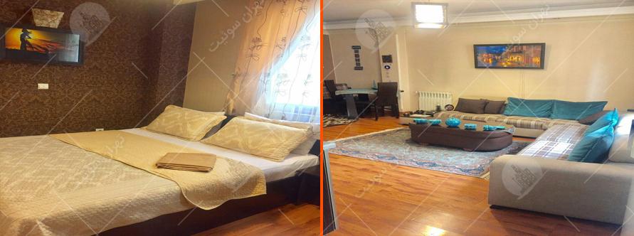 اجاره آپارتمان مبله در تهران – ظفر