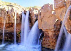آشنایی با آبشار جوپار: تجلی زیبایی های طبیعت + تصاویر