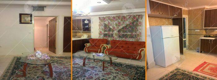 اجاره سوییت مبله تهران – آزادی (جیحون)