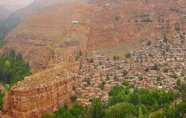 مسافرت به ماسولهی خراسان: بهشتی بینظیر + تصاویر