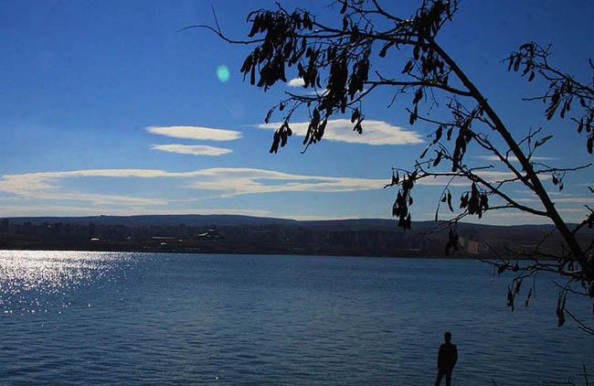 دریاچه شورابیل (2)