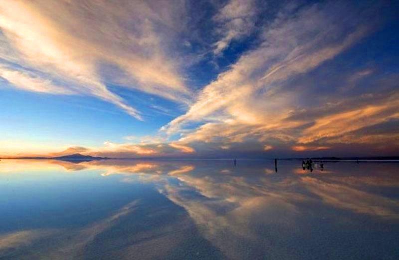 مخرگه: بزرگترین آینهی طبیعی زیبای ایرانزمین + تصاویر