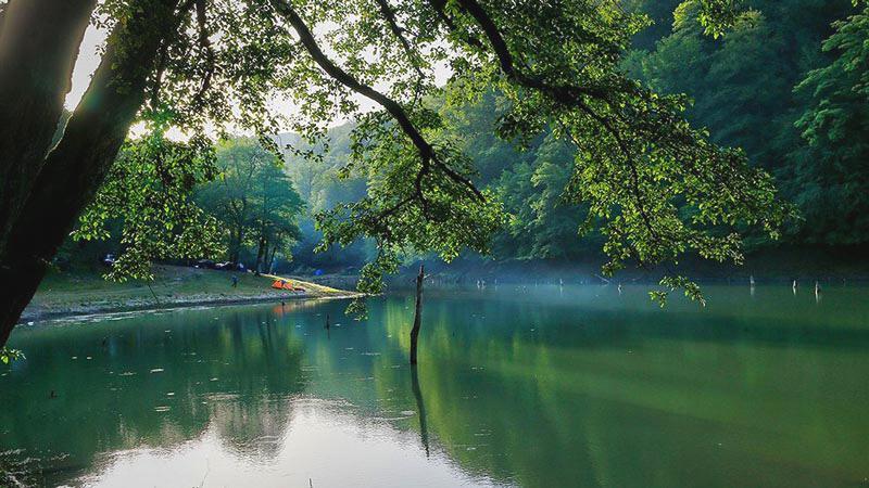 دریاچه چورت (2)