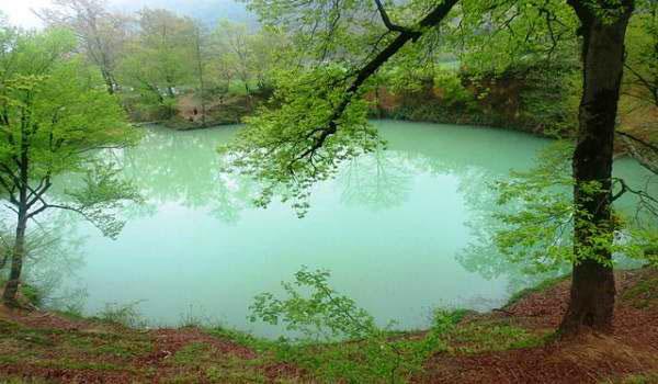 گل رامیان استان گلستان