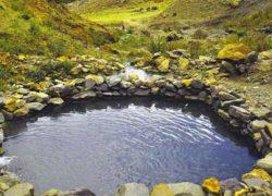 همه چیز درباره چشمه های آب گرم دهلران + تصاویر