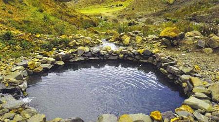 چشمه آب گرم دهلران (2)