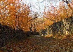 درهی مراد بیگ، زیباترین مکان دیدنی همدان