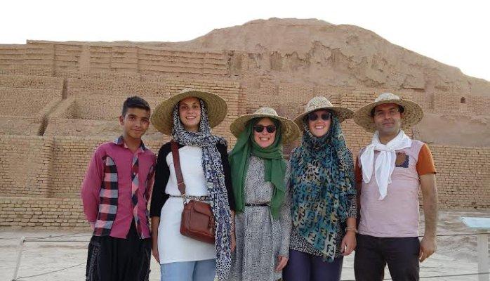 معرفی جاذبه های گردشگری و صنعت گردشگری ایران + تصاویر