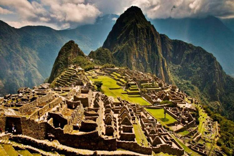 ماچو پیچو - عکس بناهای زیبای جهان