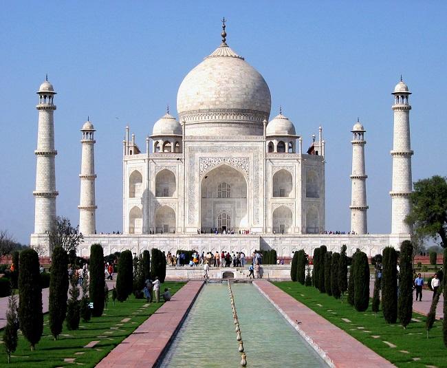 تاج محل - عکس از بناهای زیبای جهان